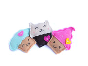 Cupcake Cat Toy – Eco-friendly Catnip Toy – Silvervine Matatabi Cat Toy – Valerian Cat Toy