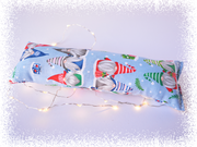 Christmas Cat Kicker - Jumbo Catnip Kicker - Gnomes Cat Toy - Eco-friendly Cat Toy