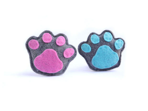Paw Cat Toy – Eco-friendly Catnip Toy – Matatabi Silvervine Cat Toy – Valerian Cat Toy