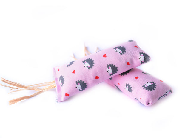 Valentine Cat Toy - Mini Kitten Kicker - Catnip Kicker - Eco-friendly Cat Toys