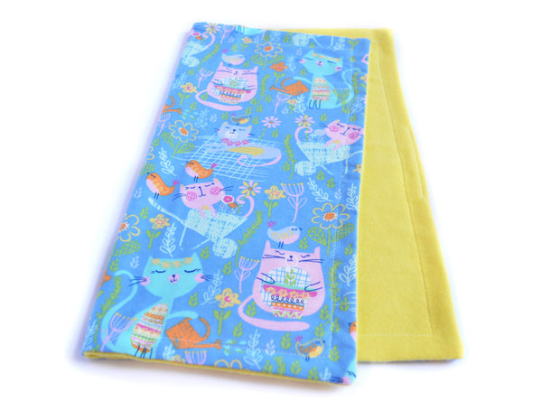 Eco-friendly Cat Blanket - Blanket for Cats - Bamboo Cat Blanket - Feline Gardeners
