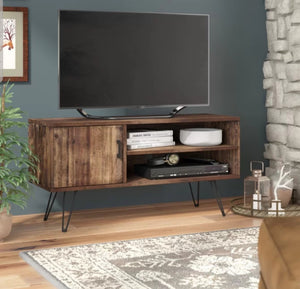 Barclee Media TV Stand for TVs up to 58""