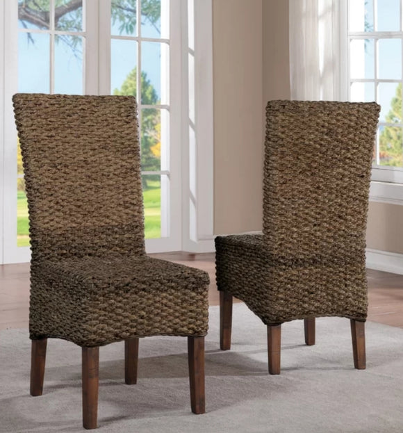 Alcester Braunste dining chair-set of 2