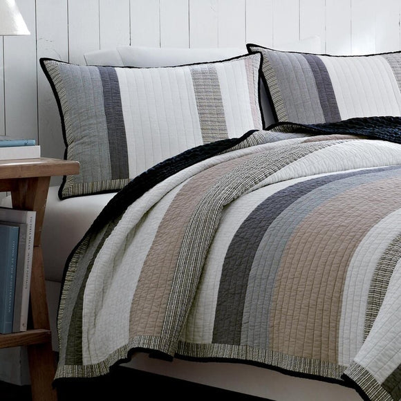 Bedding-Nautica Tideway Pillow Sham Only