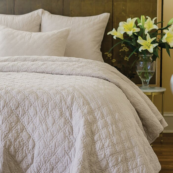 Bedding-Mauney Sham Only-Natural