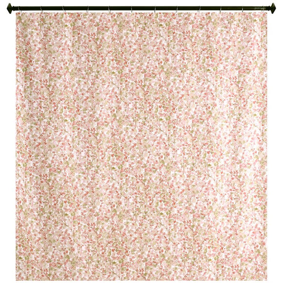 Shower Curtain-Creedmoor Monet's Garden Blush