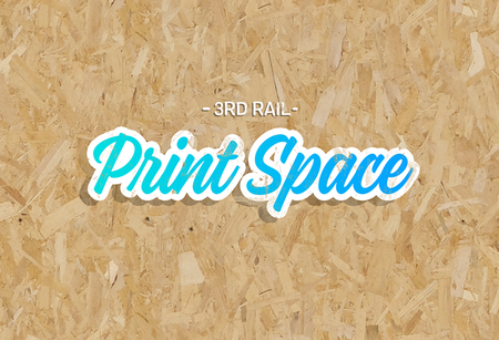 3rd Rail's New Open Access Print Space