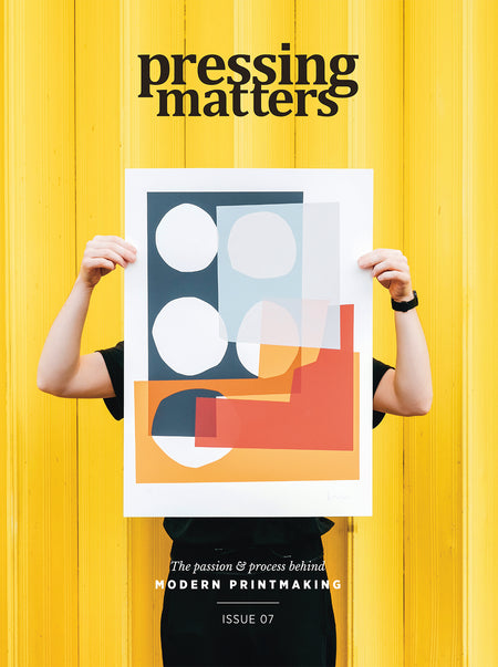 Pressing Matters Magazine — Issue 07