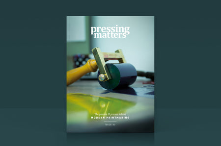 Pressing Matters Magazine Issue 02