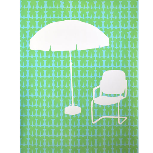 'Umbrella 01' Limited Edition Screen Print