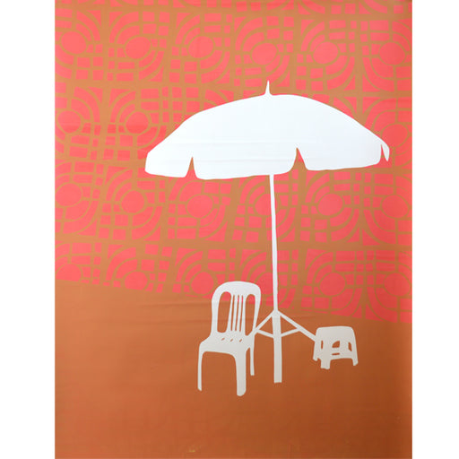 'Umbrella 08' Limited Edition Screen Print
