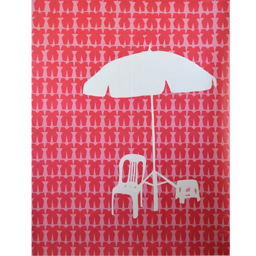 'Umbrella 10' Limited Edition Screen Print