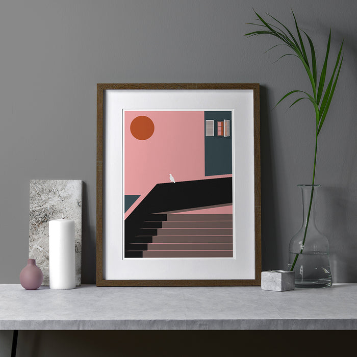 Sunset Fine Art Print