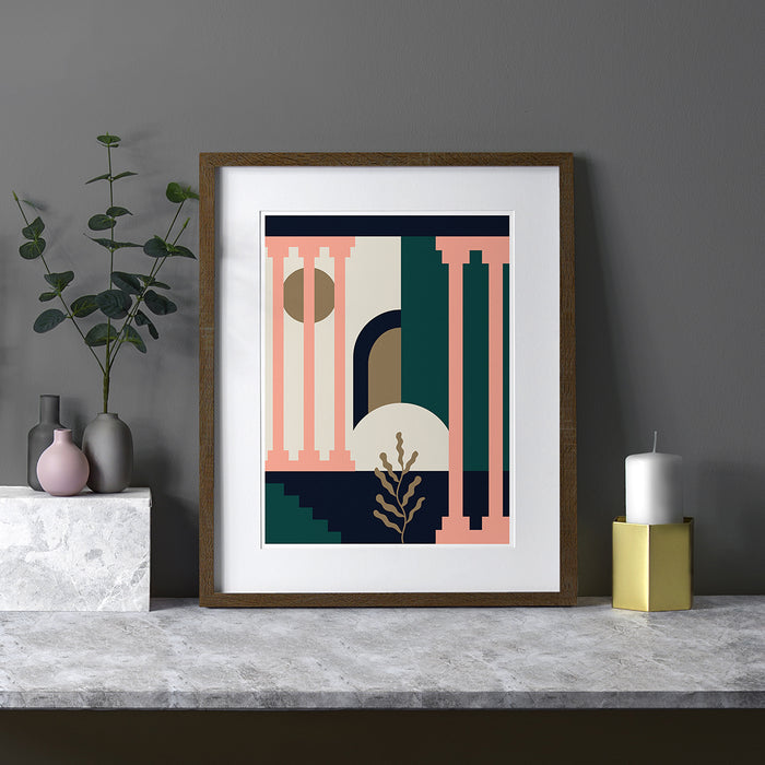 The Palace Fine Art Print