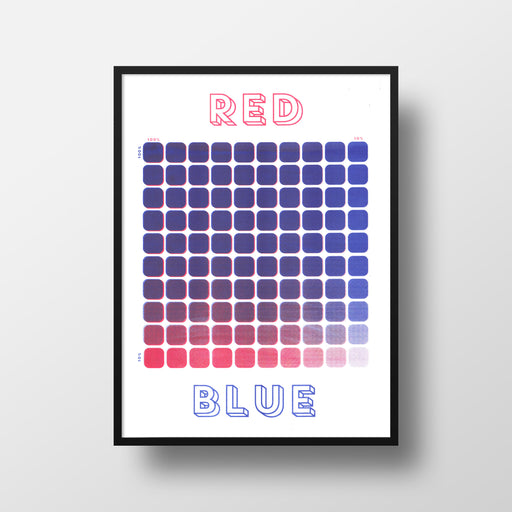 Risograph Colour Chart