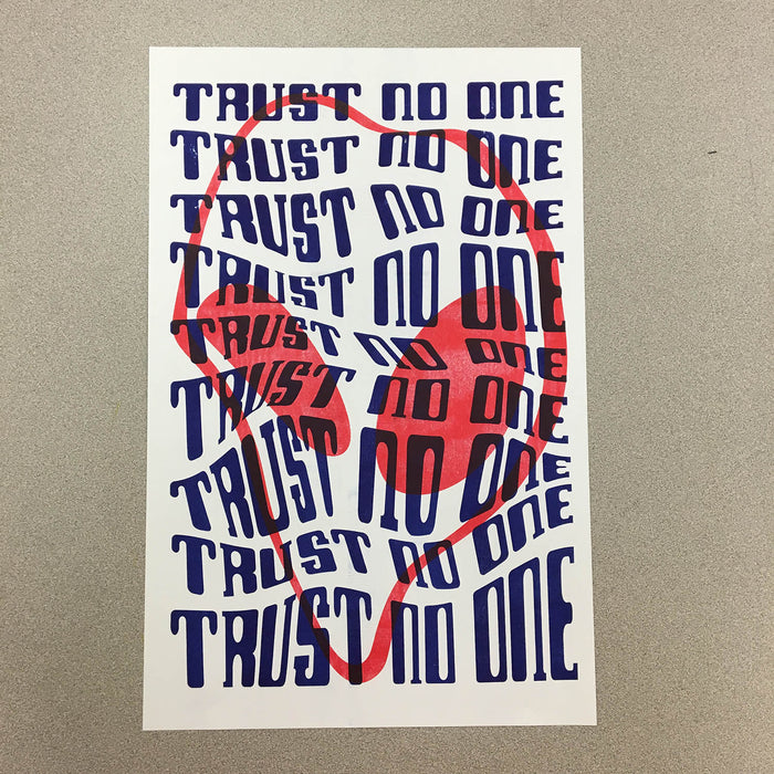 """Things I've Been Really Into"" Riso Zine"
