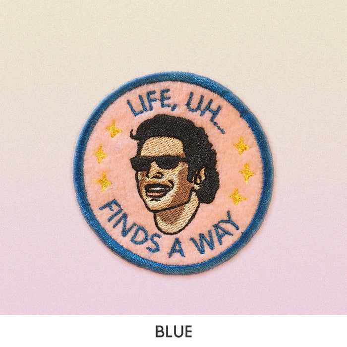 Life Finds a Way Patch