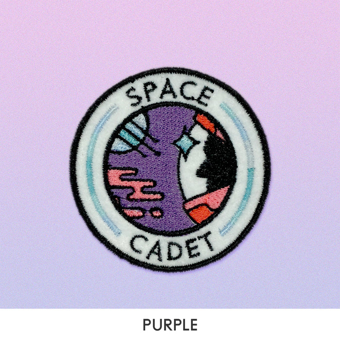 Space Cadet Patch