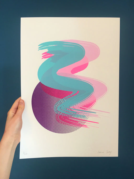 FLASH | Limited Edition Screen Print