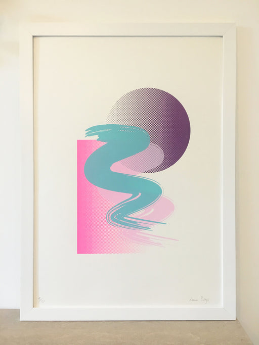 MOONDANCE | Limited Edition Screen Print