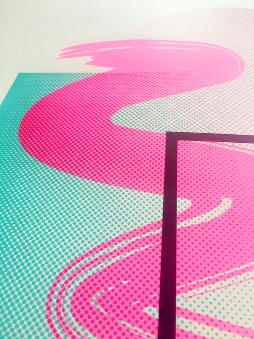 SHIMMY | Limited Edition Screen Print