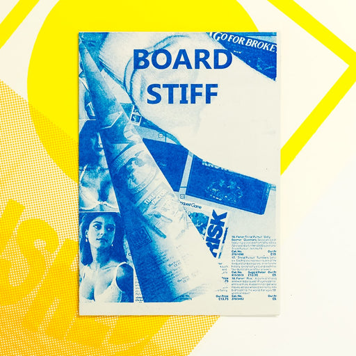 BOARD STIFF by Andrew Maclean and Scott Hudson