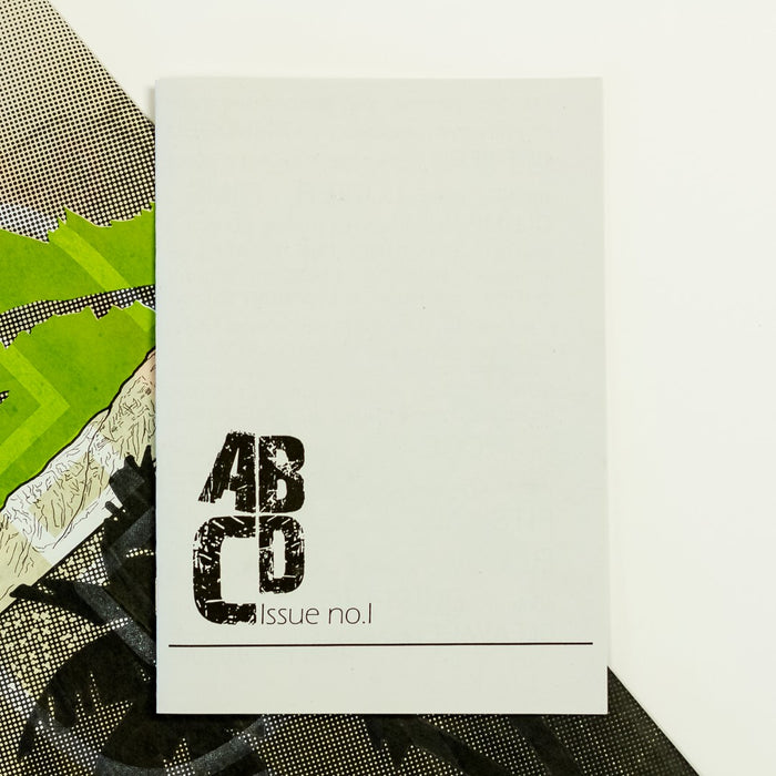 ABCD: ISSUE 1 by Abi Baikie and Catherine Dickson