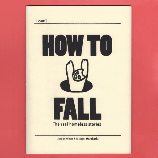 HOW TO FALL (zine)