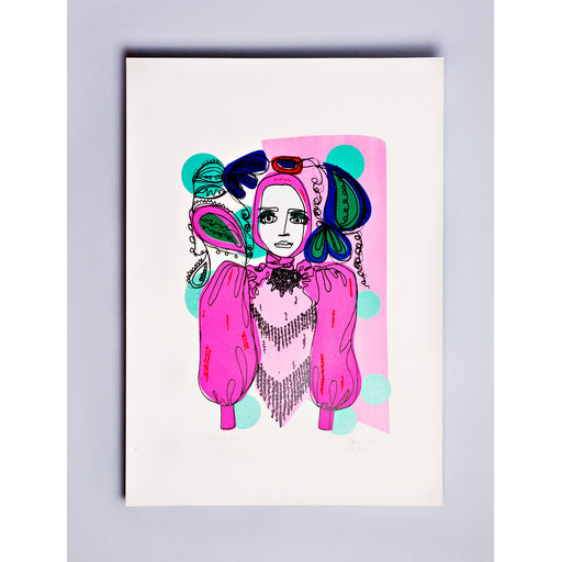Gucci #1 Limited Edition Hand Finished Screen Print