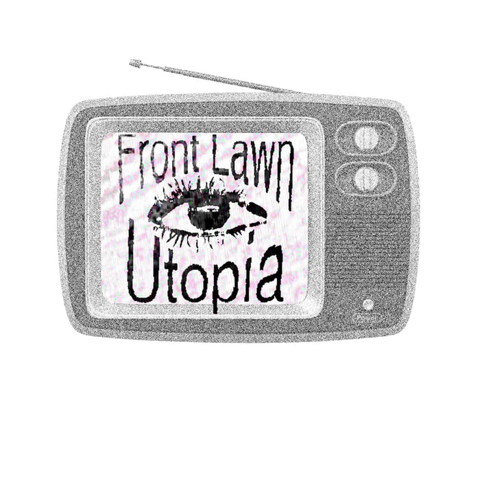 PLANTOPIA Framed Textile Artwork
