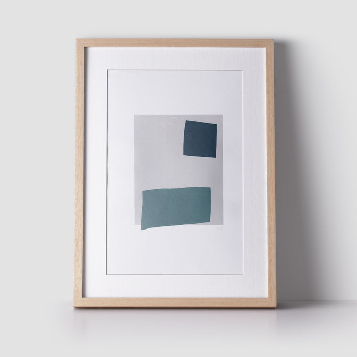 Squared Limited Edition Original Screen Print