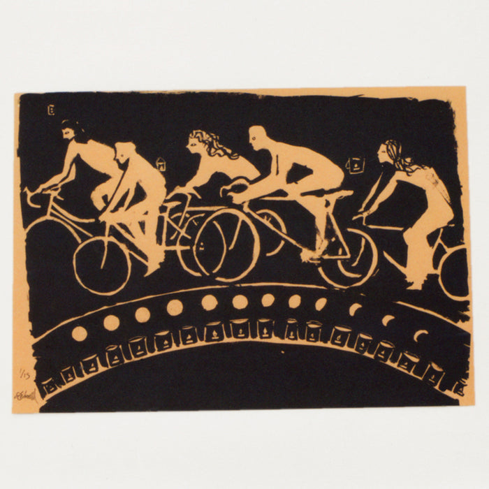 Dunwich Dynamo screenprint