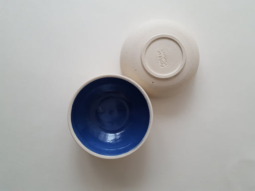 Small handmade ceramic bowl