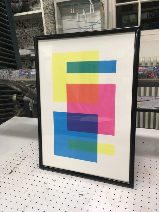 Sunrise - Screenprint