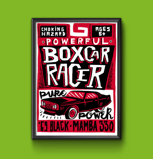 Boxcar Racer