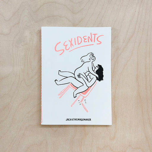 Sexidents Riso Zine