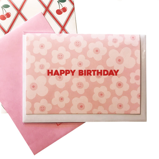 Birthday Boob a6 Card