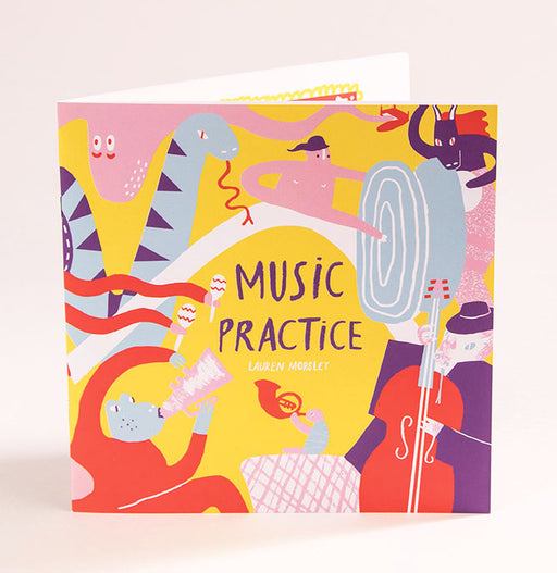 'Music Practice' by Lauren Morsley