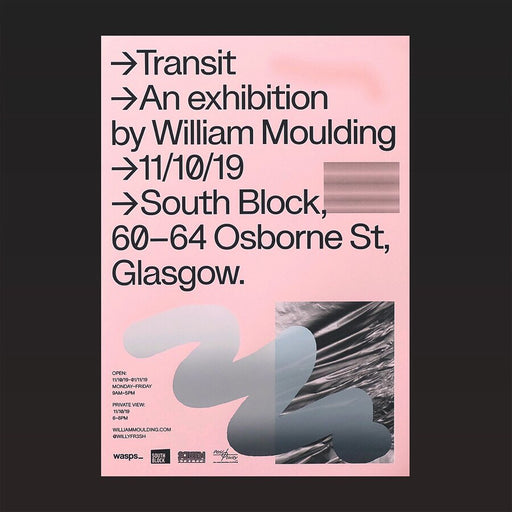 Transit Exhibition Poster
