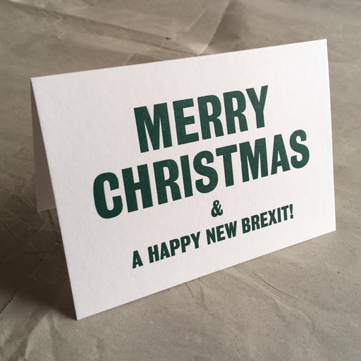 Merry Christmas & A Happy New Brexit!