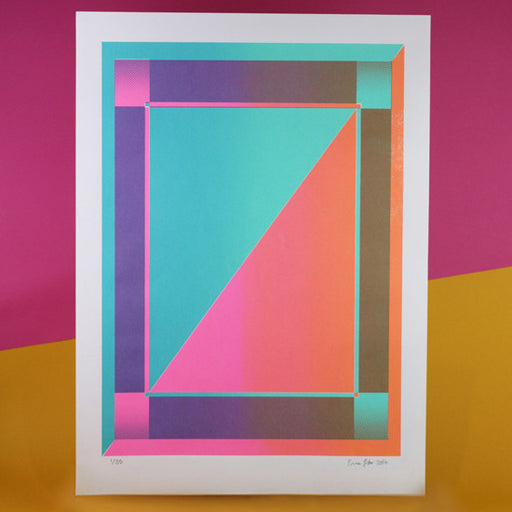Divided | A2 Limited Edition Screen Print