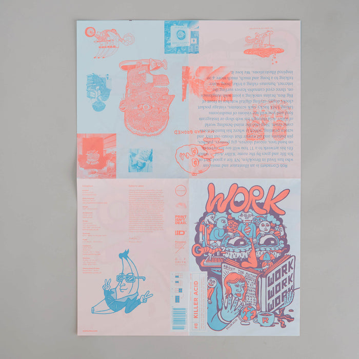 Posterzine™ Issue 08 | Killer Acid