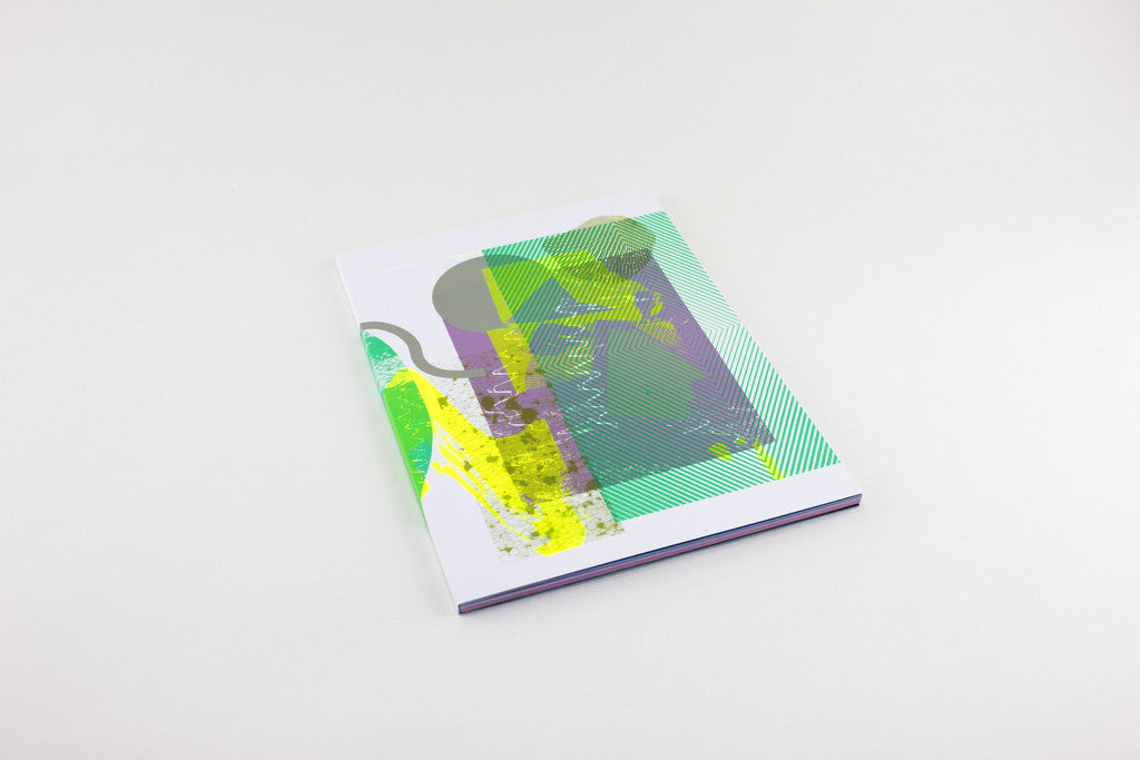 Print Isn't Dead | Element #002 | Limited Edition Heretic Screen Printed Cover