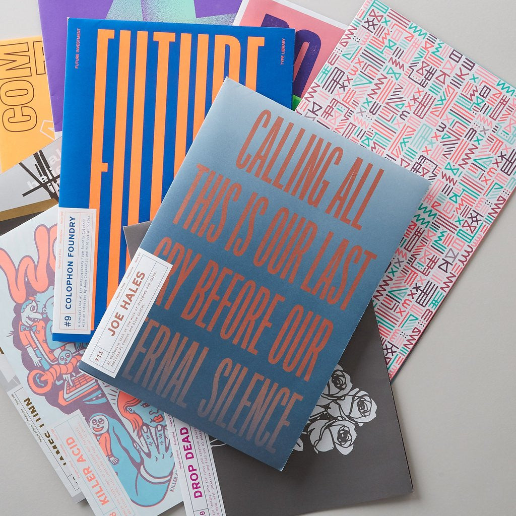 Posterzine™ Bundle | Issue 1-11 | FREE GLOBAL P&P