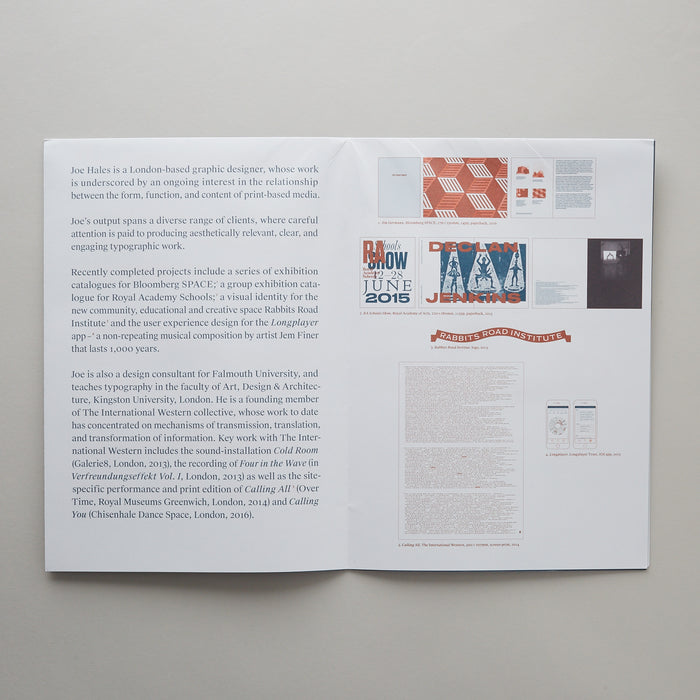 Posterzine™ Issue 11 | Joe Hales