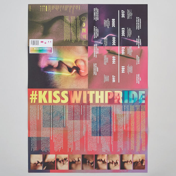 Posterzine™ Issue 23 | #KISSWITHPRIDE