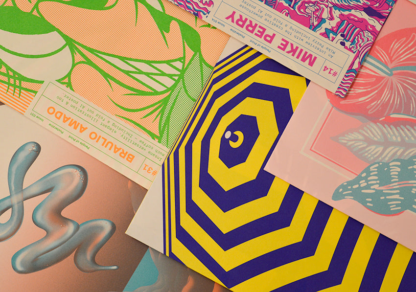 Posterzine™ | The Illustration Bundle
