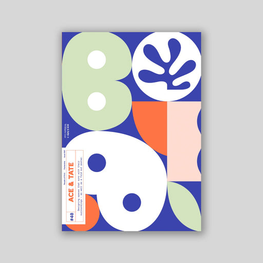 Posterzine™ Issue | Ace & Tate x William Luz