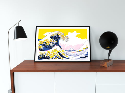 The Great Wave A3 Print