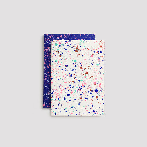 Splatter Notebooks - Set of 2